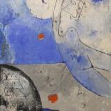 ROGNONI_ Salomè, 1980, olio su tela, 100 x 81 cm