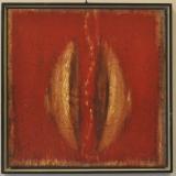 GALLIANI_Perle, 1989, olio su tela, 40 x 40 cm