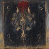 OMAR GALLIANI - IN COBALTO VESTIVA, anni '80, olio su tela, 269x266,5 cm