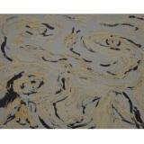 GUIDI_Figura sdraiata_anni 70_olio su tela_40 x 50 cm