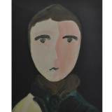 GUIDI_Figura_1953_olio su tela_40 x 30 cm