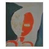 GUIDI_Testa_olio su tela_50 x 40 cm