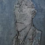 ROGNONI_Il contabile_olio su tela_41 x 33 cm