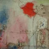 ROGNONI_Ma quando, 1973, olio su tela, 81 x 100 cm