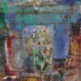 ROGNONI_Venezia, 1969, olio su tela, 100 x 81 cm