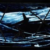 ANGELI_Battaglia,meta anni 80, tecnica mista su tela, 100 x 120 cm
