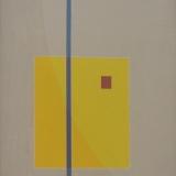 VERONESI_Costruzione 5A 2, olio su tela, 35 x 25 cm
